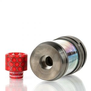 510 Drip Tips (Rubber/Resin)
