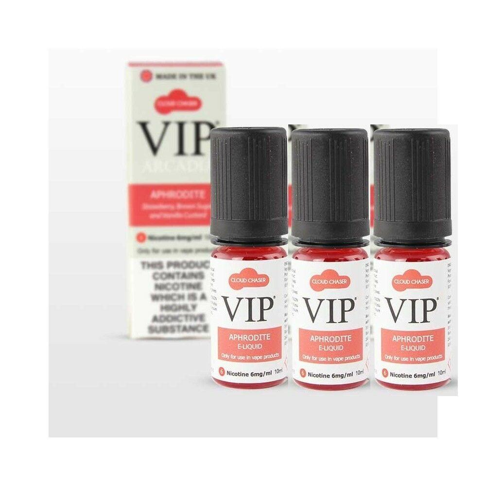 VIP Arcadia Range| 3x10ml Premium E-Liquid |Vape Juice|All Flavours &HighVG